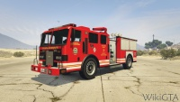 Fire Truck in GTA V