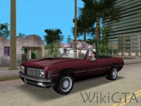 Stallion in GTA Vice City