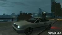 Blista Compact in GTA IV