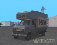 Mule in GTA San Andreas