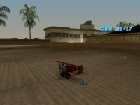 RC Baron in GTA Vice City