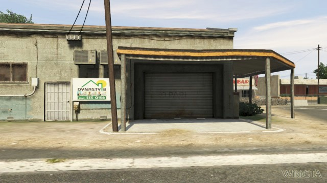 Gu a garajes que puedes comprar en gta online rockstar for Garajes gta v online