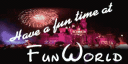 Have a fun time at Fun World