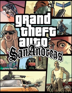 Boxart van Grand Theft Auto: San Andreas