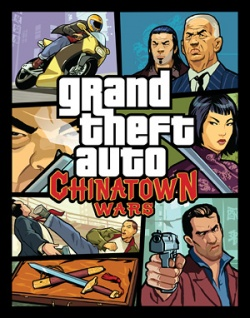 Cover van GTA Chinatown Wars