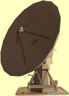 The Big Ear, the WikiGTA Logo