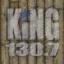 Logo of KING 130.7