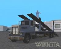 Packer in GTA San Andreas