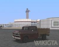 Walton in GTA San Andreas