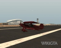 Stuntplane in GTA San Andreas