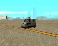 Sweeper in GTA San Andreas