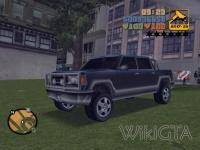 Cartel Cruiser in GTA III