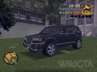 Landstalker in GTA III
