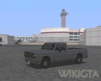 Sadler in GTA San Andreas