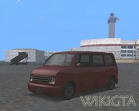Moonbeam in GTA San Andreas