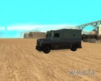 Securicar in GTA San Andreas
