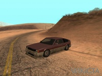 Blista Compact in GTA San Andreas