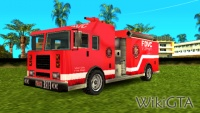 Fire Truck in GTA Vice City Stories