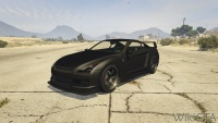 Elegy RH8 in GTA V