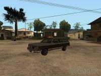 Regina in GTA San Andreas