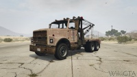 Towtruck in GTA V