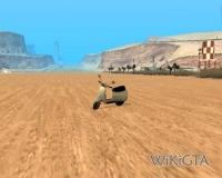 Faggio in GTA San Andreas