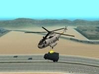 Leviathan in GTA San Andreas