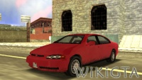 Kuruma in GTA Liberty City Stories