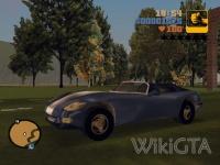 Banshee in GTA III