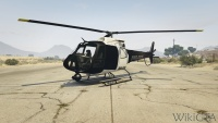 Police Maverick in GTA V