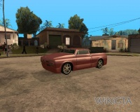 Slamvan in GTA San Andreas