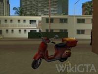 Pizzaboy in GTA Vice City