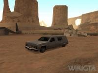 Romero in GTA San Andreas