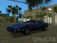 Banshee in GTA Vice City