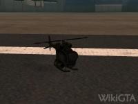 RC Raider in GTA San Andreas