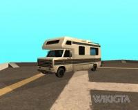 Journey in GTA San Andreas