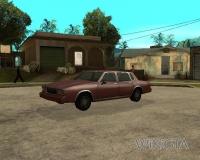 Tahoma in GTA San Andreas