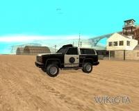 Ranger in GTA San Andreas