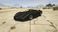 Cheetah in GTA V