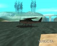 Skimmer in GTA San Andreas