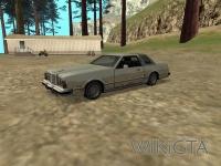 Virgo in GTA San Andreas
