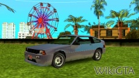Blista Compact in GTA Vice City Stories