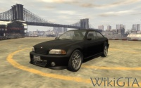 Sentinel in GTA IV
