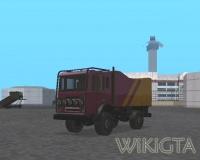 Dune in GTA San Andreas