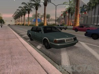 Nebula in GTA San Andreas