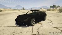 Comet in GTA V