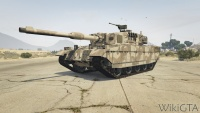 Rhino Tank in GTA V