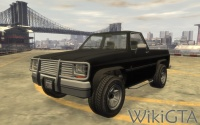Rancher in GTA IV
