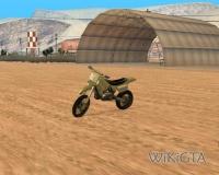 Sanchez in GTA San Andreas