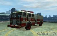 Fire Truck in GTA IV